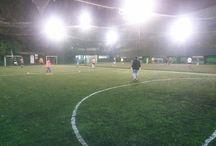 Athina90 Football Club / Facilities -5x5 2 football pitches -7x7 football pitch -3x3 basketball pitch  -bar -locker room