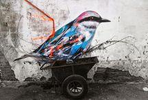 grafiti & street art / grafiti & street art / by Willem Adriaanssen