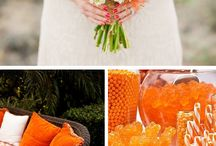 casamento laranja energia