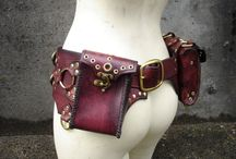 steam punk cuir