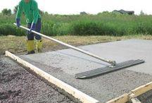 cement floors