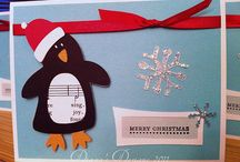 Christmas Cards To Make / Christmas cards are one of the most important ways we connect with families on Christmas, so make your own Christmas cards to show you care. There are paper crafts, as well as projects using stamps and scrapbook materials. Send all of your loved ones unique Christmas cards this year.  / by AllFreeChristmasCrafts