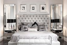 Black & Silver Furniture and Decor