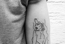 Streck tatto