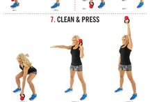 kettle bell moves