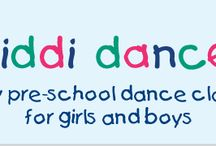 All about diddi dance! / At diddi dance we enhance children's endless energy and enthusiasm through funky, full of fun sessions that build confidence, co-ordination and creativity.  Why not join our mission today and get children moving!