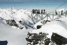 Narty w Austrii / Zdjęcia z najciekawszych ośrodków narciarskich w Austrii.