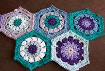 HANDCRAFT Crochet - Hexagon