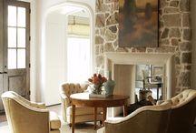 interiors / by Joan Waddingtoon