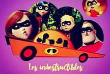 LES INDESTRUCTIBLES. (my collect') / ©LauryRow. / https://www.facebook.com/pg/Disneycollecbell%20/photos/?tab=album&album_id=604719639609730