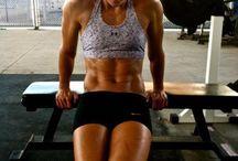 Get fit / by Maddie Perlewitz