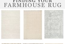 Decorating With Area Rugs / This is a board we created for all things rugs. You can read about Oriental hand knotted wool rugs. You can get tips on proper rugs sizes for your room as well as learn about cleaning Oriental rugs.