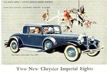 Chrysler Imperial / by Rodrigo Mendes
