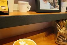 Coffee Art from Around the World / Great coffee and latte art encountered in our travels around the world.