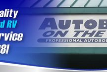 Autobody On The Run / Autobody On The Run is a premier collision repair facility located in Riverside, MO. We use state-of-the-art equipment and we use eco-friendly paints to get your car back on the road.