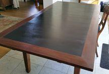 Honfleur   tafels