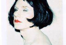 Andy Warhol Looks a Scream