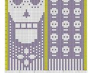 wool: patterns / wzory, faktury
