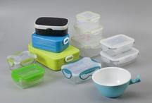 Fresh Box / Envases de borosilicato y Tritan para transportar y conservar alimentos.