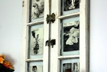 Old windows and doors / by Bethany Reed-Horsman