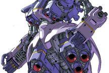 Gundam Illust