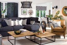 Parcquet Floor Furniture