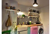 Meine Traumküche / Nachdem ich mich auch über Pinterest habe inspirieren lassen, ist endlich meine Küche fertig geworden. Ich bin begeistert!