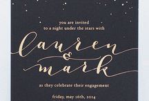 Starry Wedding !