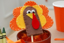 Thanksgiving Ideas / by Jessica Collins