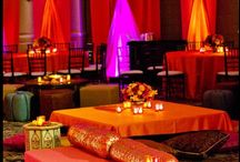 Indian Wedding Decor / Traditional wedding decor