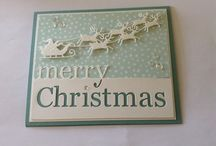 Francie's Christmas Cards