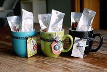 Gift Ideas & Inspiration. / Some great ideas, but when you don't have time (or desire!) to make it yourself, come check out our website BOHtie.com and let us take care of the shopping and wrapping for you!
