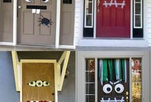 Halloween Ideas / Who doesn't want some cute fun decorations for any season?