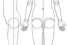 Схемы шарнирных кукол