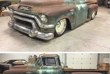 50s gmc and chevy
