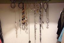 DIY! / Jewelry Organizer / by Kim McClure