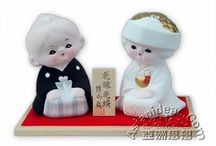 Chinese & Japanese Dolls / by Asian Ideas