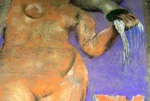 Aitoliko / painting on the street - pittura su strada