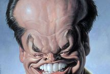 Caricature / by Rick Nader