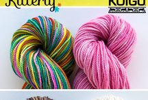Colorful Koigu Kits! / Kits featuring beautiful hand-painted yarn from Koigu Wool Designs!