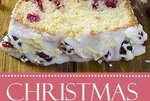 χριστουγεννιάτικα γλυκά και φαγητα