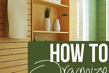Organize small places