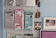 Craft Room / Crafts and DIY