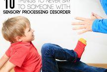 Sensory Processing Help