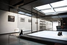 Peculiar spaces ... / Peculiar spaces available for audiovisual makers, advertisers and professional photographers