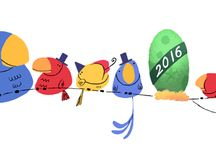 Doodles from Google <3
