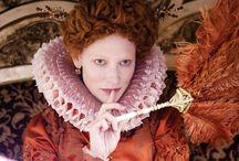 Elizabeth / Фото костюмов из фильмов Елизавета и Золотой век
