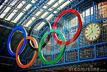 The Olympics / by Cinda Justice