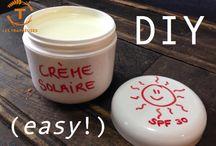DIY Cosmetiques & Zero déchet