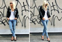 Looks I LOVE / This gallery is awesome thanks to LOOKBOOK.NU ... love it ! / by Chantal Snackey